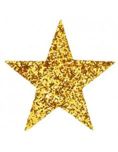 Glitter Stickers Stars