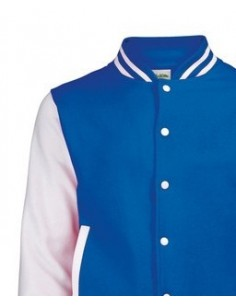 Varsity Jacket, Royal Blue