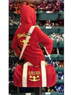 Sport Bag with embroidery Twirling