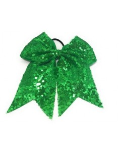 Cheer Bow with sequins