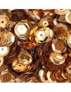 Paillettes couvettes - diametro mm. 10