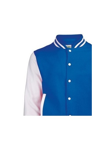 Giacca Varsity, Blu Royal