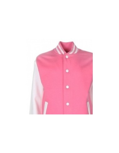 finest selection c562d 55824 Giacca Varsity, Rosa