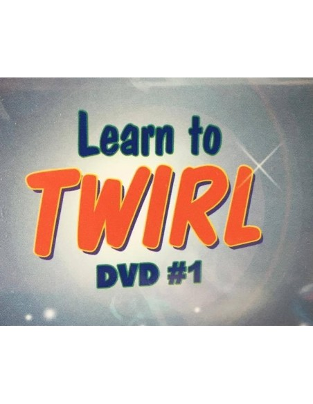 DVD 1 Learn To Twirl - Starline