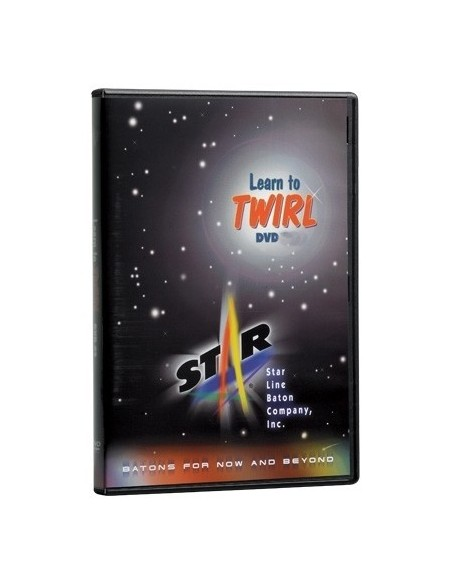DVD 1 Learn To Twirl - Starline