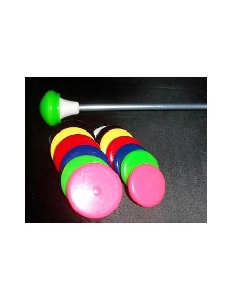 Copripomelli per Baton Twirling - coppia