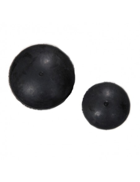 VELVET Rubber Ball & Tip - Made in Italy