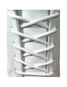 Lacci bianchi per stivali