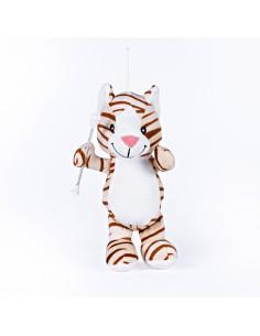 Peluche tigre Baton Twirling