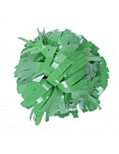 "Pom pon 6"" Neon Verde"