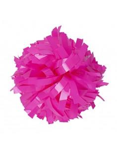 "Pom pon 6"" Neon Rosa"