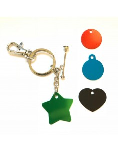 Majorette Custom Keychain