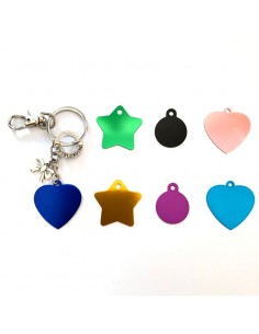 Cheerleading Custom Keychain