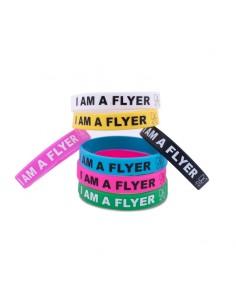 Silicone Wristband I am a...