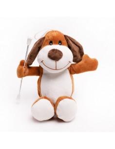 Soft Toy dog Twirling Baton