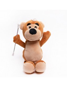 Soft Toy bear Twirling Baton