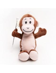 Soft Toy monkey Twirling Baton